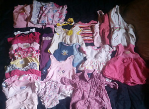 Combined lots of girls clothing for quick sell