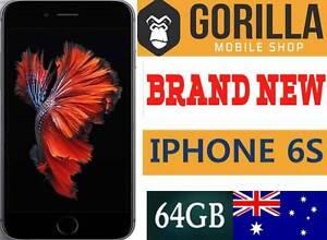BRAND NEW I0HONE 6S 64GB 2YEARS APPLE WARRANTY Strathfield Strathfield Area Preview
