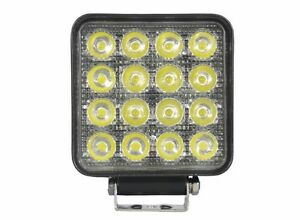 48 w led work light