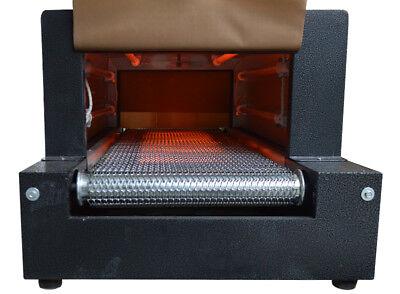 220v Packaging Machine Heat Shrink Tunnels Film Shrinking Tool Sealing In Usa