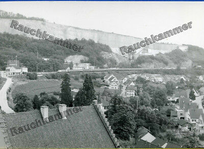 altes Baryt-Foto DB 103 xxx Istein 1977 - ca 9x14