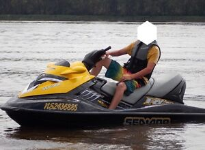 Used 2007 Sea Doo/BRP RXP 215