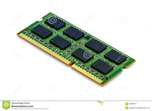 laptop ram memory sticks ddr2 and ddr3
