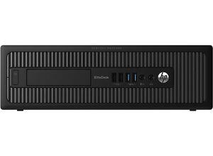 HP Elitedesk SFF 705 G1 AMD A8 Pro-7600b 3.1ghz - 10 cores  16g