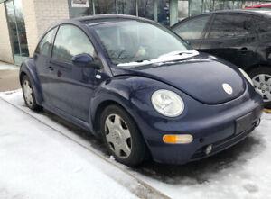 2002 Volkswagen Beetle $2,200 (or best offer)