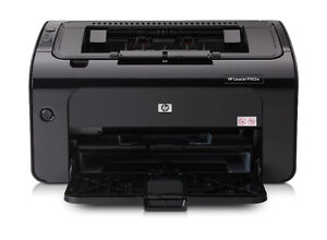 HP 1102w Black and White Printer with brand new toner