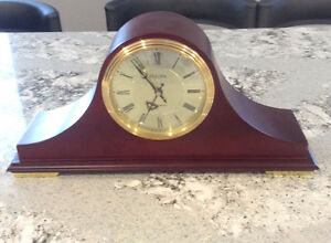 Beautiful Bulova Mantel Clock