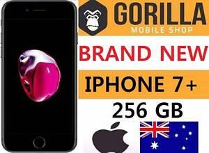 BRAND NEW IPHONE 7 PLUS 256GB UNOPEND BOX APPLE WARRANTY UNLOCKED Strathfield Strathfield Area Preview