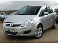 VAUXHALL ZAFIRA 1.6 EXCLUSIV 5D ****CHEAP PART EX TO CLEAR****