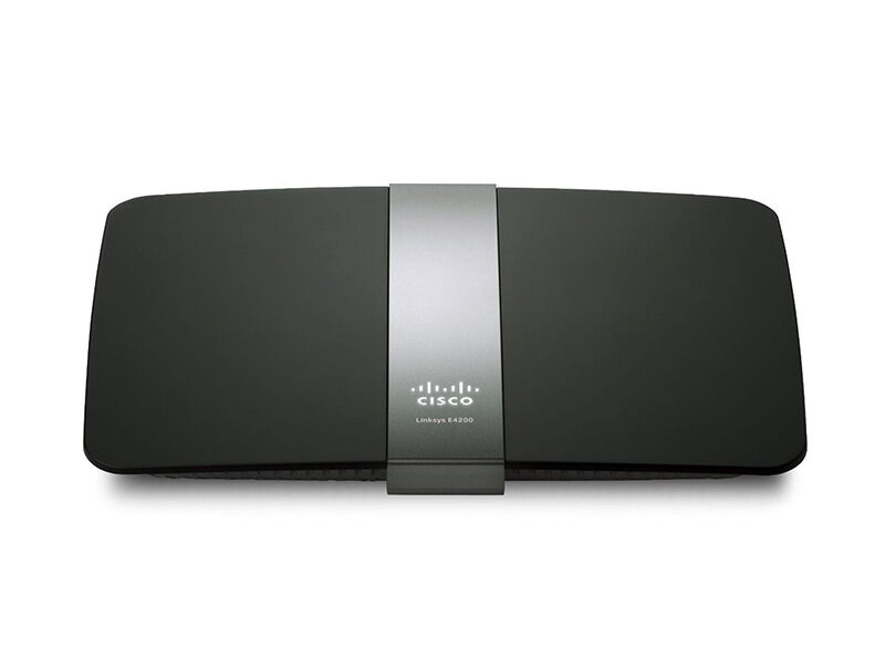 Cisco Linksys E4200 v2 Maximum Performance Dual-Band N900 Router