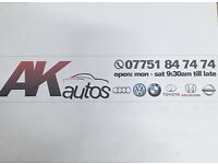 AK autos LIMITED TIME OFFERS Listerhills rd Next to punjab sweet centre BD7