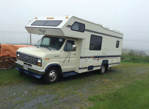 Ford Royal Classic CTV Motorhome