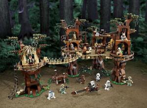 Brand New Lego 10236 Star Wars Ewok Village