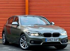 2017 BMW 1 Series 1.5 116d Sport Sports Hatch (s/s) 5dr Hatchback Diesel Manual