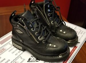 Ladies size 5 1/2 Harley Boots