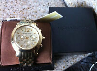 Authentic Michael Khors Watch in excellent condition