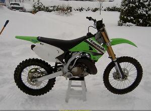 Kx250 like new ready to race!!