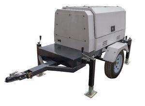 8.4kW Diesel Generator - Mobile