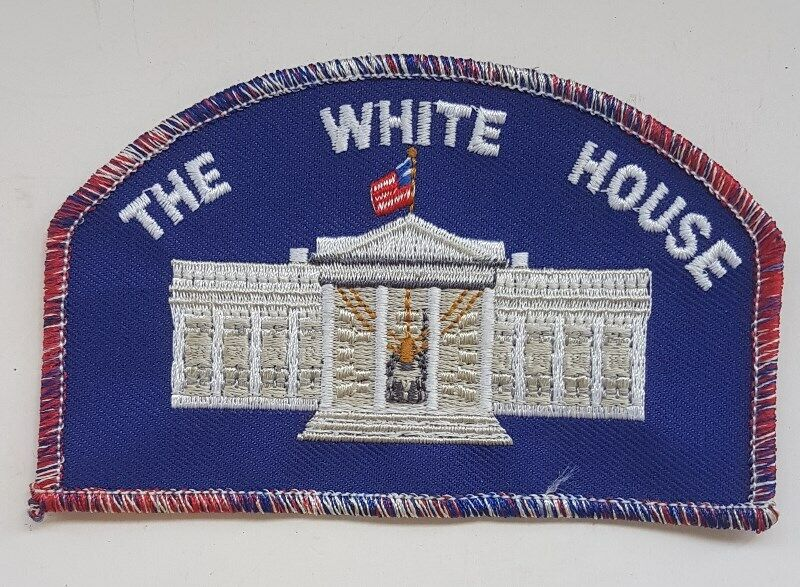 The White House, Presidential Resident, Hobbyist patches, badges, Collectibles, Memorabilia, Memento