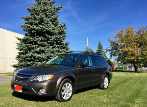 Beautiful 2008 Subaru Outback 2.5i (Touring) - 13900 $