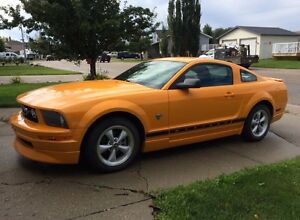 2009. Mustang Coupe