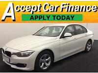 BMW 320 2.0TD d Efficient Dynamics auto 2013MY FROM £62 PER WEEK.