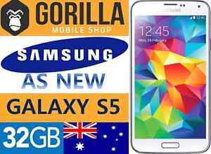 AS NEW GALAXY S5 32GB UNLOCKED FULLY WORKING Strathfield Strathfield Area Preview