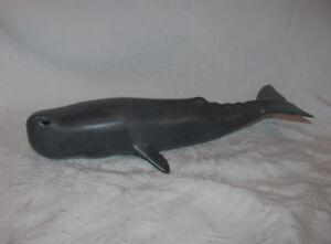 "Playmobil Whale 13"" Long - Grey"