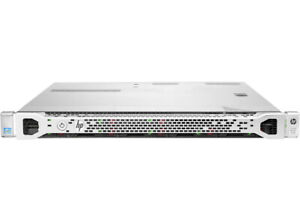 HP ProLiant DL360e G8 1U Rack Mount Server