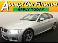 BMW 330 3.0TD 2010.5MY d M Sport FROM £51 PER WEEK!