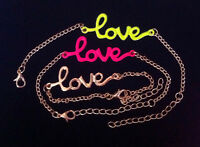 LOVE Bracelet ~ Super Cute Gift Idea For Valentines Day!