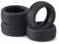 TYRES PART WORN 205/55/16 WITH 2&3mm OF TREAD FROM £10