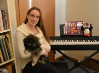 Piano Lessons in North Sydney - Monday Nights Now Available!