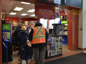 Busy Mall Convenience Store For Sale--High Lottery Commission