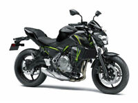Brand New Kawasaki Z650 Z 650 ABS Mid Weight Motorcycle Perfect First Big Bike