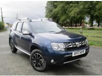 2017 17 Dacia Duster 1.5dCi ( s/s ) Prestige 5 DOOR MANUAL DIESEL