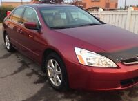"""ACCORD EX-L V6 LEATHER """"MUST SELL"""""""