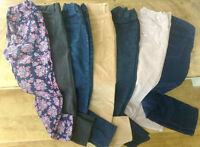 Group of Girl's Size 10 Pants and Jeans