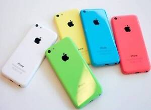 IPHONE 5C AS NEW FULL WORKING UNLOCKED TO ALL NETWORK Parramatta Parramatta Area Preview