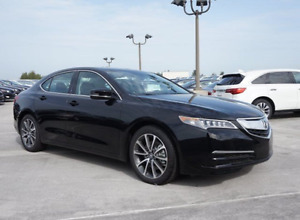 Acura tlx 2015 black lease takeover