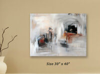 Painting, Abstract Painting, Original Modern Art in Montreal