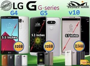 AS NEW G5 & G4 & V10 32GB 64GB 4G LTE UNLOCKED 100% GENUINE Sydney Region Preview