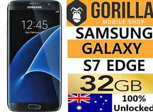 BIG SALE.BRAND NEW GALAXY S7 EDGE.SEALED IN A BOX.100% UNLOCKED Strathfield Strathfield Area Preview