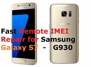 IMEI REPAIR BAD ESN CLEANING FOR SAMSUNG NOTE 5, S6, S7, EDGE BL