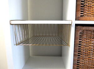 Ikea Kallax Wire Basket For Shelf