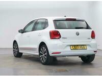 2017 Volkswagen Polo 1.0 BlueMotion Tech Beats (s/s) 5dr Hatchback Petrol Manual