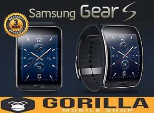SAMSUNG GALAXY GEAR S AS NEW .FOR SALE. UNLOCKED Strathfield Strathfield Area Preview