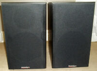 MOVING SALE -- 2 Paradigm Stereo Speakers