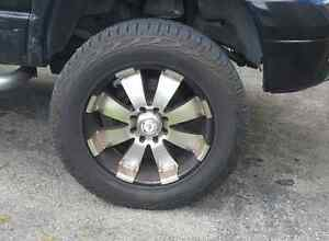 "QUICK SALE 22"" RIMS 8X6.5 PIRELLI SCORPION TIRES $1200"