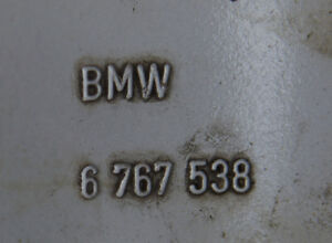 "OEM BMW 17"" 5 Bolt Wheel / Rims Peterborough Peterborough Area image 8"